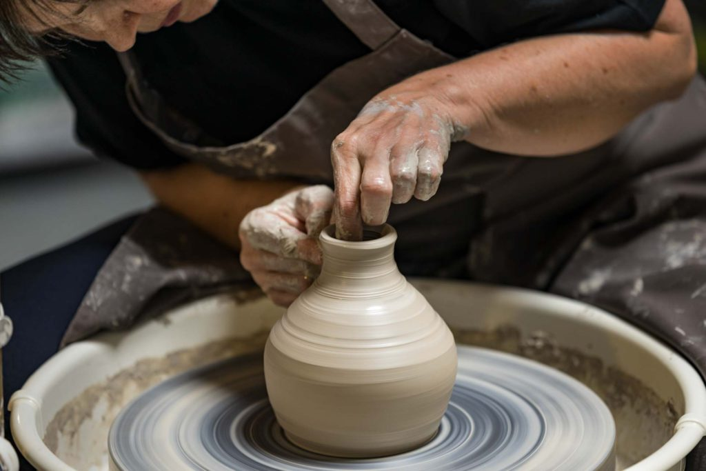 clay pot rural